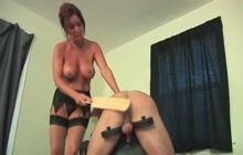 Rachel Steele loves her slave