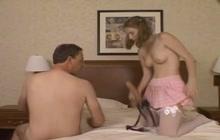Belladonna, Allison Whyte and Ryan Meadows strapon fucking sub guys