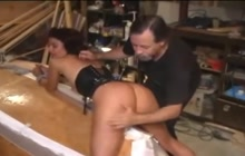 Pretty MILF Spanked And Dominated